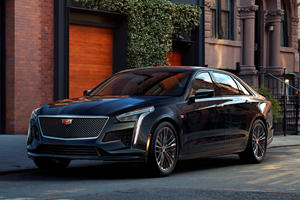 The Cadillac CT6-V Is Much Faster Than We Expected