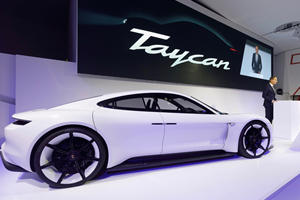 Porsche Boss Makes Bold New Claim About Taycan
