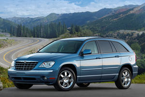 Chrysler Pacifica Wagon