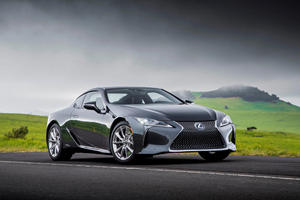Lexus Has A Clever Solution If You Need A Car For A Month