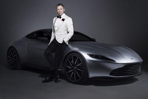 Classic Aston Martin Set To Star In New James Bond Film