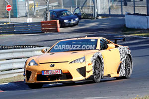Is Lexus Finally Ready To Replace The LFA?