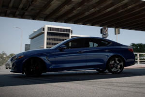 Watch A Genesis G70 Recreate This Famous Fast & Furious Stunt
