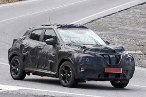 Next-Generation Nissan Juke Will Fix A Major Issue