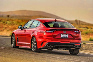 A Used Kia Stinger Costs Less Than A New Hot Hatchback