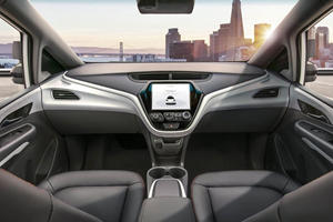 Chevy's Driverless Cars Will Have One Crucial Feature
