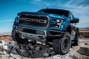 Ford F-150 Raptor Game Plan More Extreme Than Ever