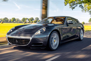 This Stylish Ferrari Shooting Brake Took Over Ten Years To Build