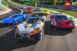 A Very Special Supercar Makes Its Racing Game Debut
