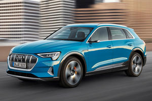 Audi E-Tron Already Being Recalled For Major Issue
