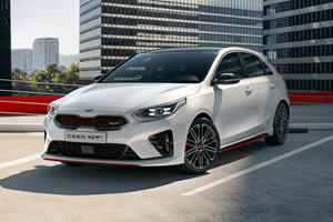 Is Kia Gunning For The Volkswagen Golf GTI?