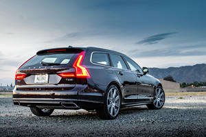 2019 Volvo V90 Test Drive Review: Perfect Blend Of Classic And Modern