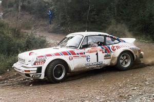 Porsche's Greatest Rally Cars