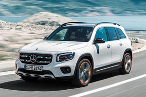 Presenting The All-New 2020 Mercedes-Benz GLB