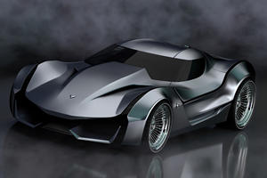 This Is The Corvette Concept Car Of Our Dreams
