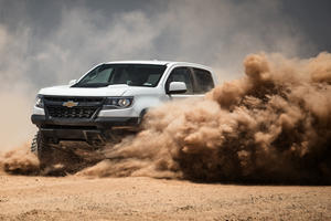 Want A New Chevrolet Colorado ZR2? Now's The Time