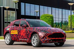 Aston Martin Gears Up To Fight Porsche And Ferrari
