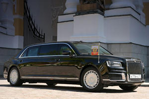 This Is Russia's Rolls-Royce Rip-Off