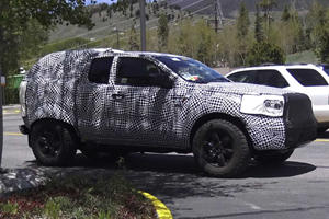 What Is This Mysterious Ford Bronco Prototype Hiding?