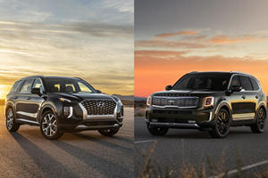 Kia Telluride Vs Hyundai Palisade: Which Is the Three-Row King?