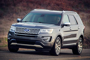 Over One Million Ford Explorers Have A Serious Problem