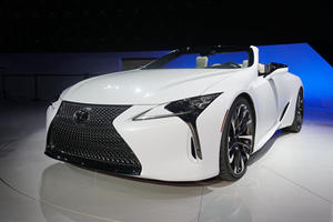 We've Got Great News About The Lexus LC 500
