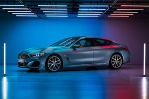 LEAKED: The BMW 8 Series Gran Coupe Is Jaw Dropping