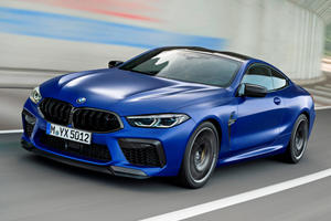 BMW M8 Could Be Porsche 911 Turbo's Worst Nightmare