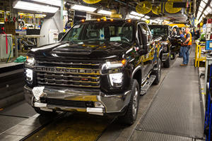 The 2020 Silverado HD Is Already Causing Chevy Problems