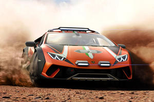 Lamborghini Spills The Beans On Huracan Sterrato's Future