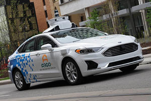Ford Takes Autonomous Car To The Next Level