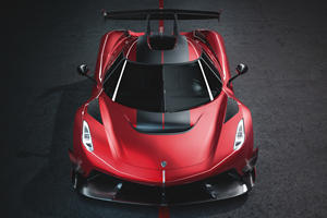Koenigsegg Jesko Cherry Red Edition Is A Hypercar Exclusive