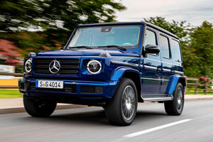 The Mercedes G-Class Has Passed A Major Milestone