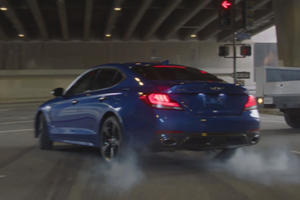 How Did Genesis Make The G70 Move Like A Subaru WRX STI?