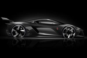 800-HP Porsche Supercar Is Coming