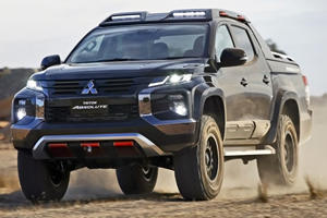 Mitsubishi Ready To Fight Ford Ranger Raptor