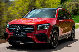 2020 Mercedes GLB First Look Review: In A Class Of Its Own