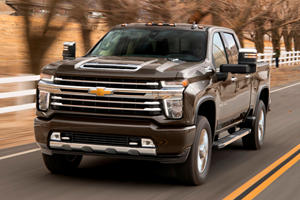2020 Chevrolet Silverado HD Is Cheaper Than Last Year's Model