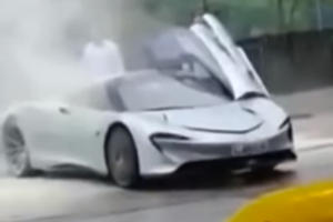 This Was Not A Good Week For The McLaren Speedtail