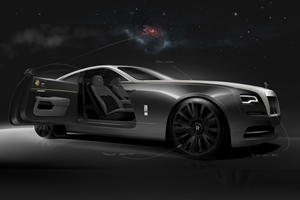 Here's Rolls Royce's Secret To Building Limited Edition Cars