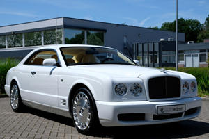 Why Does This 10-Year-Old Bentley Cost More Than A New Continental GT?