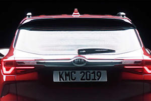 Kia's Sleek New SUV Coming This Week