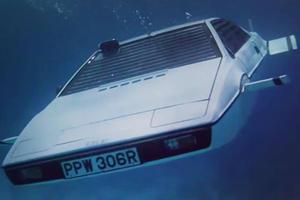 Tesla Designs Car James Bond Would Be Proud Of