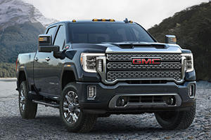 2020 GMC Sierra HD's Pricing Will Make Your Eyes Water