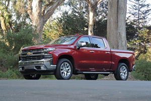 The Chevrolet Silverado Is Being Slaughtered By Ram