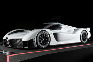 Toyota Already Has Drivable Version Of Its 1,000-HP Hypercar
