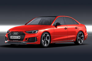 This Audi RS4 Is The Sports Sedan Of Our Dreams