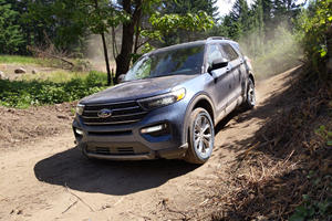 2020 Ford Explorer First Drive Review: Ready For Adventure