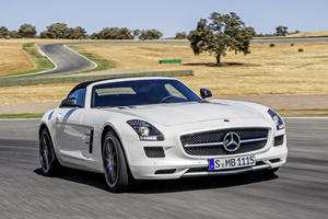 Why Doesn't Anyone Want A Mercedes SLS Roadster?