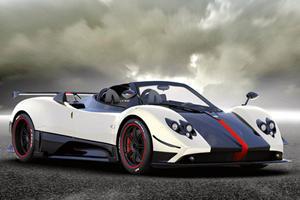 Pagani Zonda Cinque Roadster